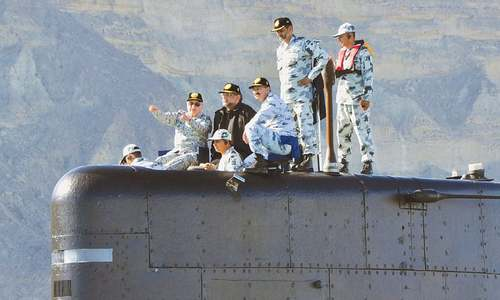 Navy well equipped to protect maritime frontiers: PM