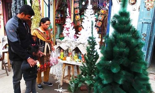 Conquering terror with festivity: Christians celebrate Christmas across Pakistan
