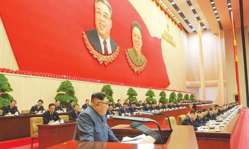 For Kim Jong-un, 2017 has been a very good year