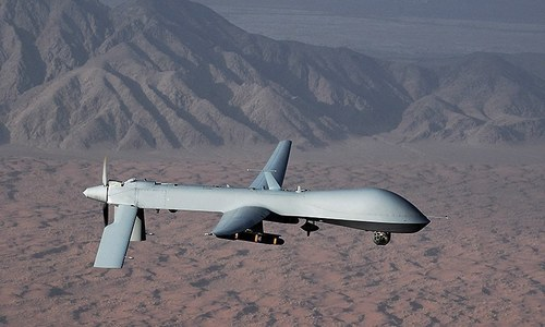 2 killed in Kurram Agency drone strike