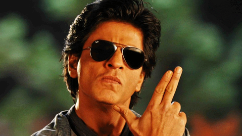 Shah Rukh Khan's new life resolution is 'lethal'