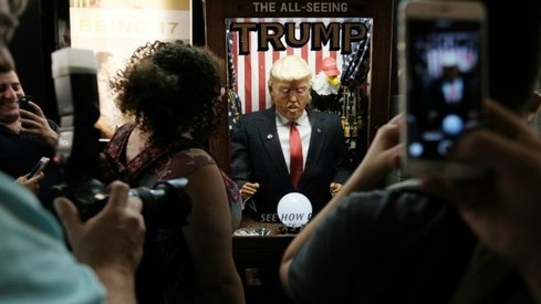 How Trump and fake news is making satire a real challenge