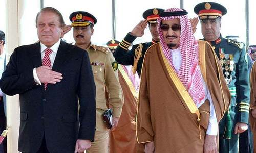 Nawaz's 'Saudi visit plan' talk of the town
