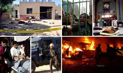 2017 in review: Major terror attacks to strike Pakistan this year