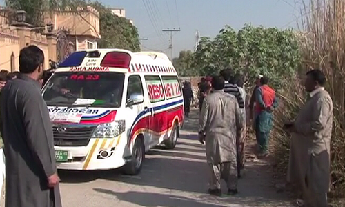 Police arrest Rawalpindi man who killed 1, held 25 of his family hostage
