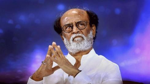 Tamil superstar Rajinikanth joins politics
