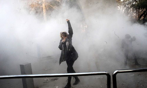 2 dead as Iran warns protesters will 'pay the price'