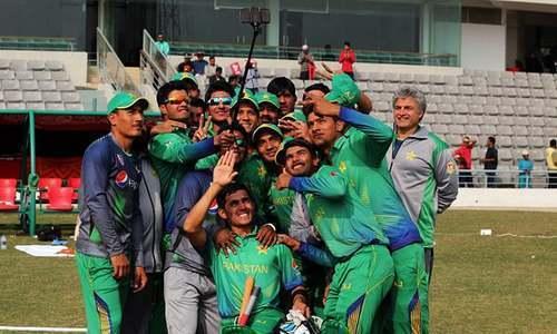 Zaid leads Pakistan to U-19 series win