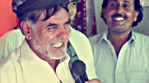 Pashto comedian Mirawas brings out book of smiles