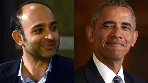 Obama names Mohsin Hamid's Exit West as one of his favourite books of 2017