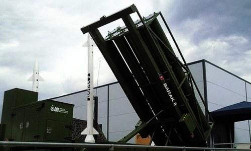 India buys Israeli missiles ahead of Netanyahu visit