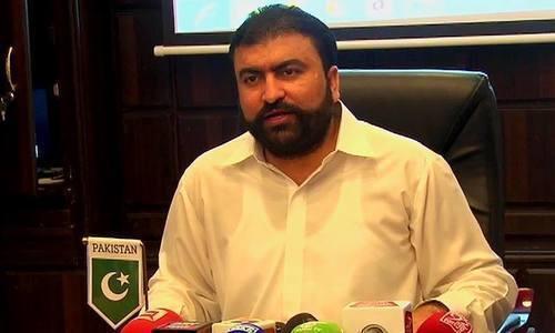 Balochistan CM Zehri sacks Home Minister Sarfaraz Bugti