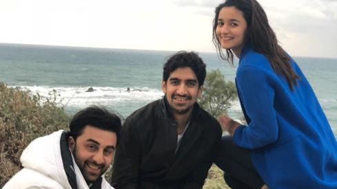 Alia Bhatt and Ranbir Kapoor prep for upcoming film 'Brahmastra'