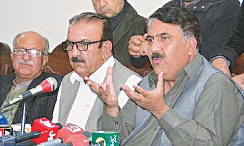PML-N move to prop up govt in Balochistan