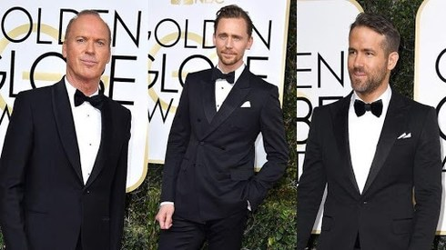 Hollywood men criticised for pledge to wear black to support #MeToo campaign at Golden Globes