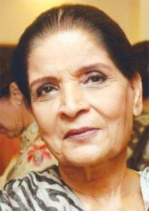 Zubaida Aapa passes away