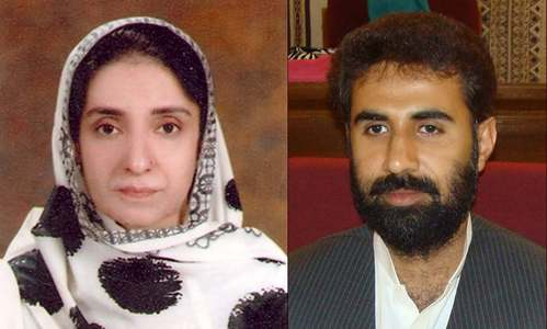 Another blow to Balochistan govt as minister, adviser to CM resign