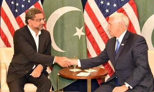 Faltering Pak-US ties