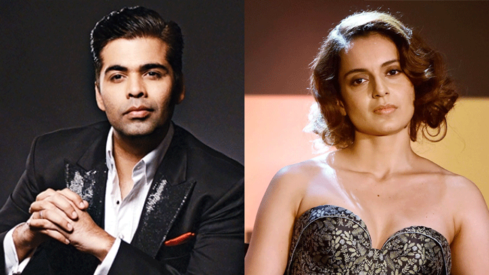 Karan Johar will 'happily' welcome Kangana Ranaut on his new show