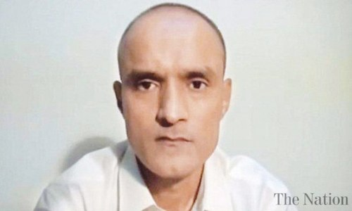 Furore in India as news website calls Jadhav RAW spy