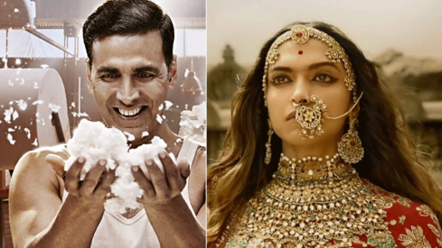 Is Padmavati clashing with Akshay Kumar's Padman?