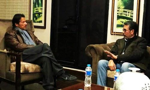 Ex-MQM leader Saleem Shahzad joins PTI, vows to work for Karachi's development