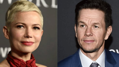 Hollywood in uproar over Michelle Williams-Mark Wahlberg pay gap