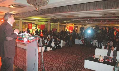 'World Cup Trophy Tour is first step towards developing football in Pakistan'