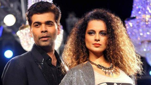 Have Kangana Ranaut and Karan Johar called a truce?