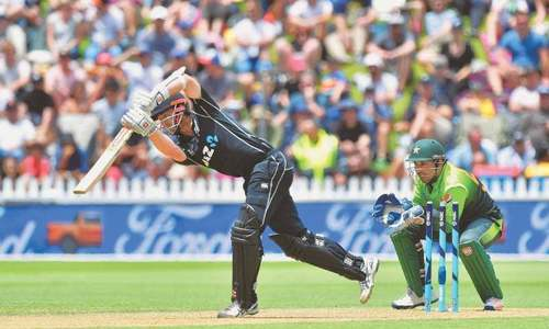 Perfectionist Williamson wary of Pakistan's deep batting