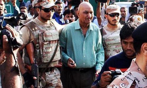 Body of MQM leader Dr Hasan Arif found in a car in Karachi