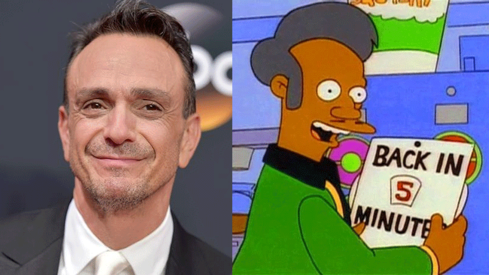 It's very upsetting if my character caused suffering: Hank Azaria, the voice of Apu on The Simpsons