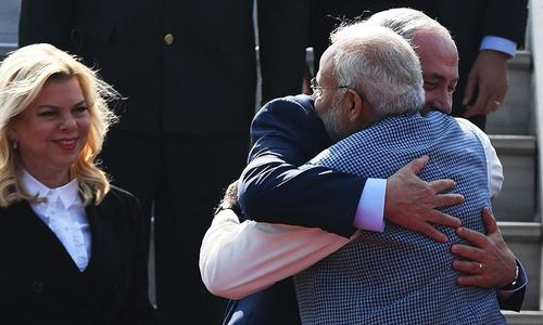 'Modi is a close friend of Israel': Netanyahu kicks off historic India tour in Delhi