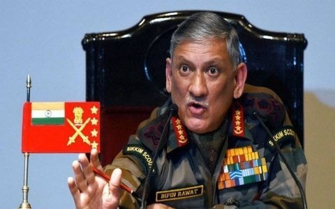 Editorial: Indian army chief's reckless comments cannot erase necessity of dialogue for Pakistan and India