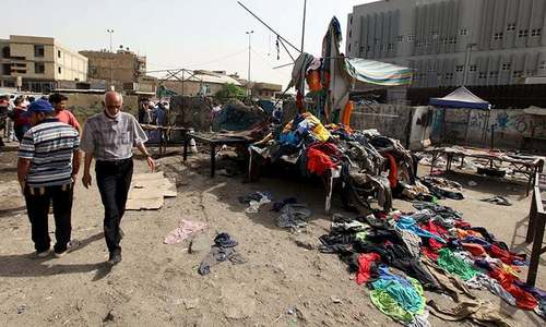 31 killed in Baghdad twin suicide blast: officials
