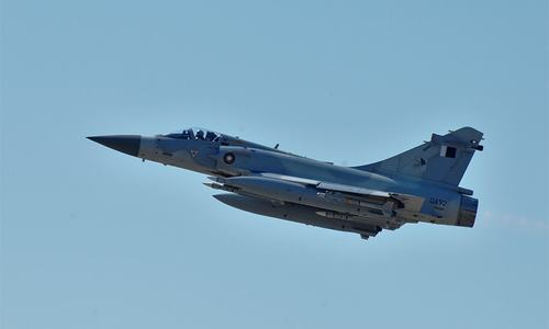UAE says Qatari fighter jets 'intercept' passenger plane