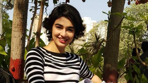 Saheefa Jabbar Khattak is gearing up for her drama debut