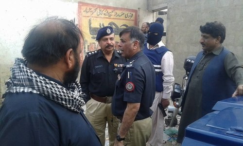 SSP Rao Anwar escapes attack on convoy, four assailants killed