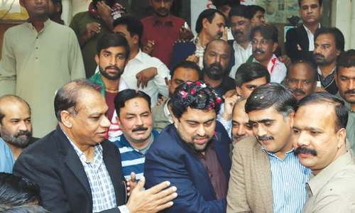 MQM-P allowed to take over secretariat sealed in Aug 2016