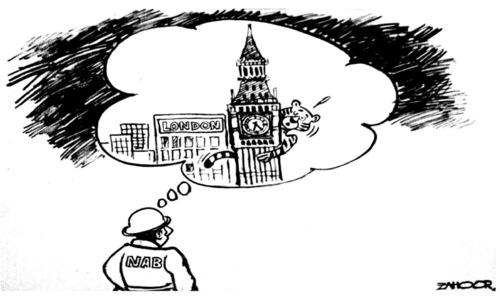 Cartoon: 17 January, 2018