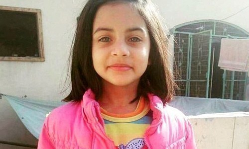 The widespread anguish over Zainab's yet unsolved murder is very understandable