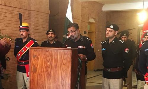 4-year-old Mardan girl likely raped before she was murdered: IG KP