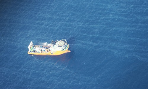 China locates wreckage of Iranian oil tanker which collided with cargo ship off Beijing