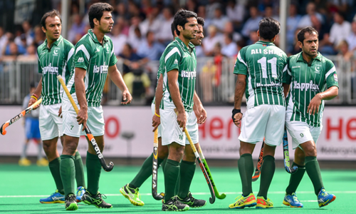 PHF names U-18 team for World XI matches, Argentina tour after 'farcical' trials