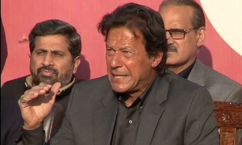 People like Nawaz Sharif, Khawaja Asif are responsible for destroying the parliament: Imran
