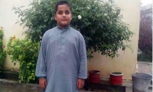 13-year-old boy shot dead by 'influential' relative in Chakwal over monetary dispute