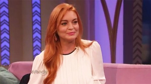 Lindsay Lohan is working on an all-women film in Saudi Arabia