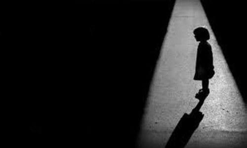 کراچی میں کمسن بچی سے مبینہ طور پر زیادتی