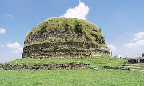 LHC asked to remove encroachment from Buddhist site