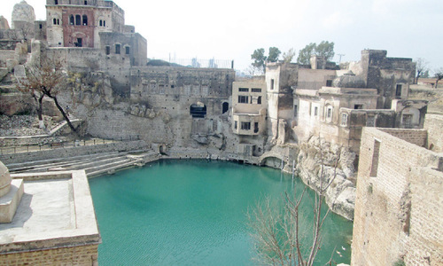 SC mulls halting expansion of cement factories responsible for drying up Katas Raj pond